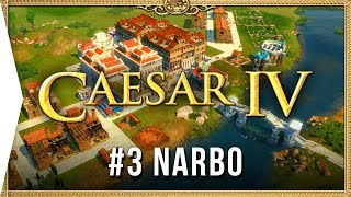 Caesar IV ► Mission 3 Narbo - Classic City-building Nostalgia [HD Campaign Gameplay]