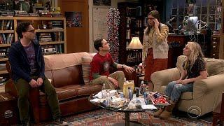 The Big Bang Theory- Sheldon and Amy won the Nobel Prize