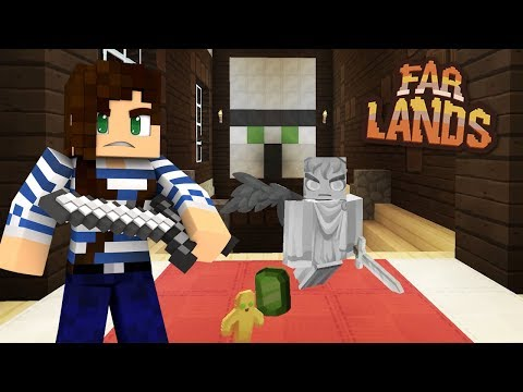 Bossing The Mansion! - Minecraft Far Lands (EP.23)