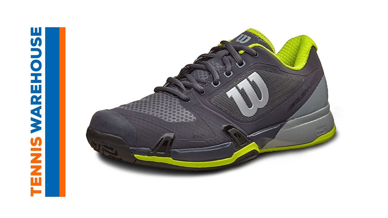 843eb93c6 Wilson Rush Pro 2.5 Men s Shoe Review. Tennis Warehouse