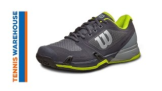 Wilson Rush Pro 2.5 Men's Shoe Review