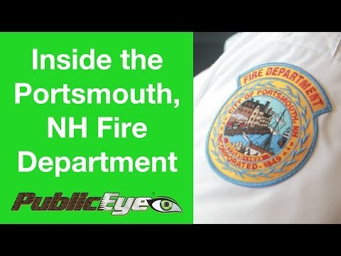 PublicEye App Essential to Portsmouth Fire Department