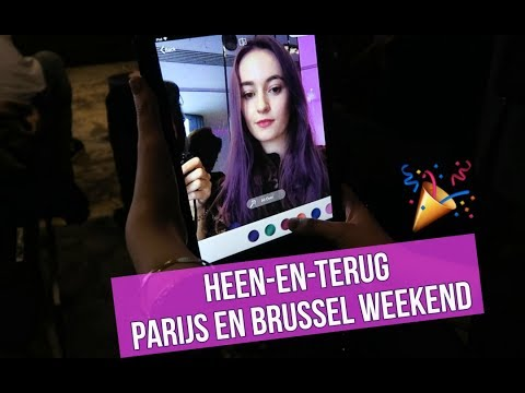 WEEKVLOG - L'Oréal In PARIJS & Pillows Grand Hotel Place Rouppe In BRUSSEL   - AFASHIONTASTE