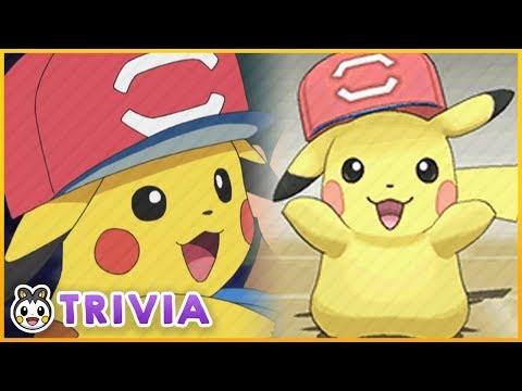 EVERY Pokemon Anime Easter Egg & Secret in the Pokemon Games!   Pokemon Anime Trivia