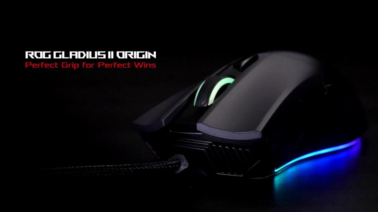 da049bfa37c ROG Gladius II Origin - Ergonomic RGB Gaming Mouse | Republic of Gamers