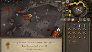 Osrs Pure Strength Training Guide Xp Calculations