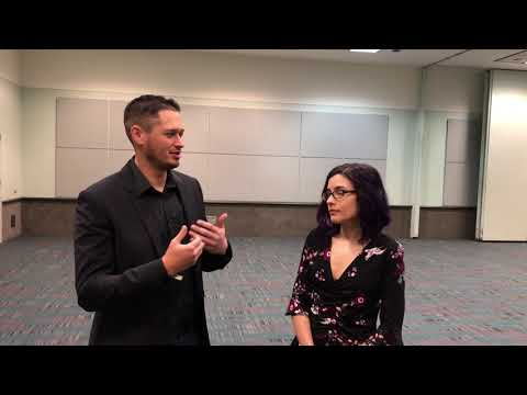Kyle Talks To Wolf PAC At Politicon