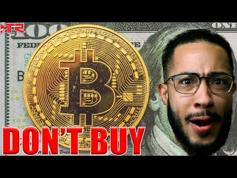 do not buy bitcoin (or any other cryptocurrency) until you watch THIS
