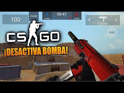 SERÁ UN BUEN JUEGO ESTILO CSGO PARA ANDROID & iOS!! FORWARD ASSAULT GAMEPLAY!