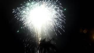 Bắn pháo hoa Ninh Bình Happy new year 2019 Giao thừa 2019