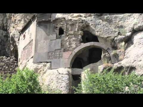 Arménie 2011 : Temple de Garni, monastère de Geghard.