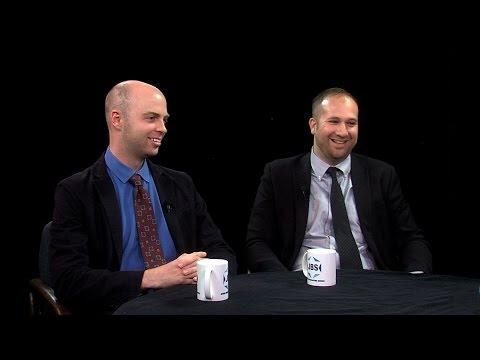 L'Chayim: Israeli Journalists Yaakov Lappin and Amir Tibon