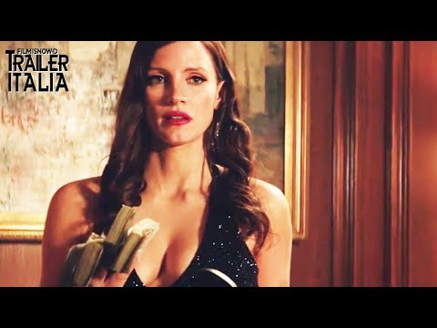 MOLLY'S GAME Trailer Italiano del film con Jessica Chastain