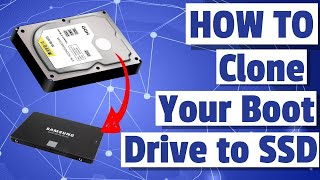 How to Clone Your Boot Drive to SSD Without Having to Reinstall Windows or Any Other Programs