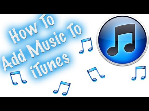 iTunes Tutorial: How To Import and Transfer Music and CD's To iTunes