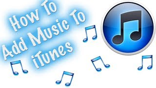 Baixar iTunes Tutorial: How To Import and Transfer Music and CD's To iTunes