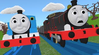 TOMICA Thomas & Friends Short 40: Unstoppable (Behind the Scenes - Draft Animation) thumbnail