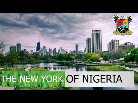 This is Lagos Nigeria ,Centre of Excellence and Nigeria's Biggest Economy.