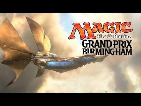 Magic the Gathering GP Birmingham 2018 Quarterfinals Standard