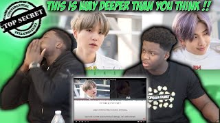 Gambar cover AGUST D - 'STRANGE' (Feat RM) Lyrics (REACTION)