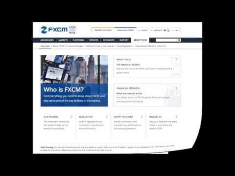 FXCM company Forex Capital Markets Ltd
