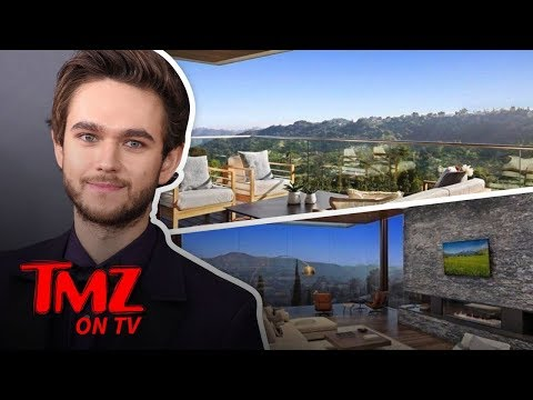 Another Huge DJ Buys Another Huge Mansion! | TMZ TV