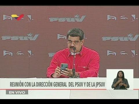 Esto dijo Maduro sobre Aída Merlano y la solicitud de extradición de Iván Duque a Juan Guaidó