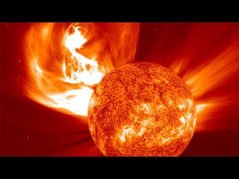 Will The Sun Destroy Our Civilization? The danger of CMEs