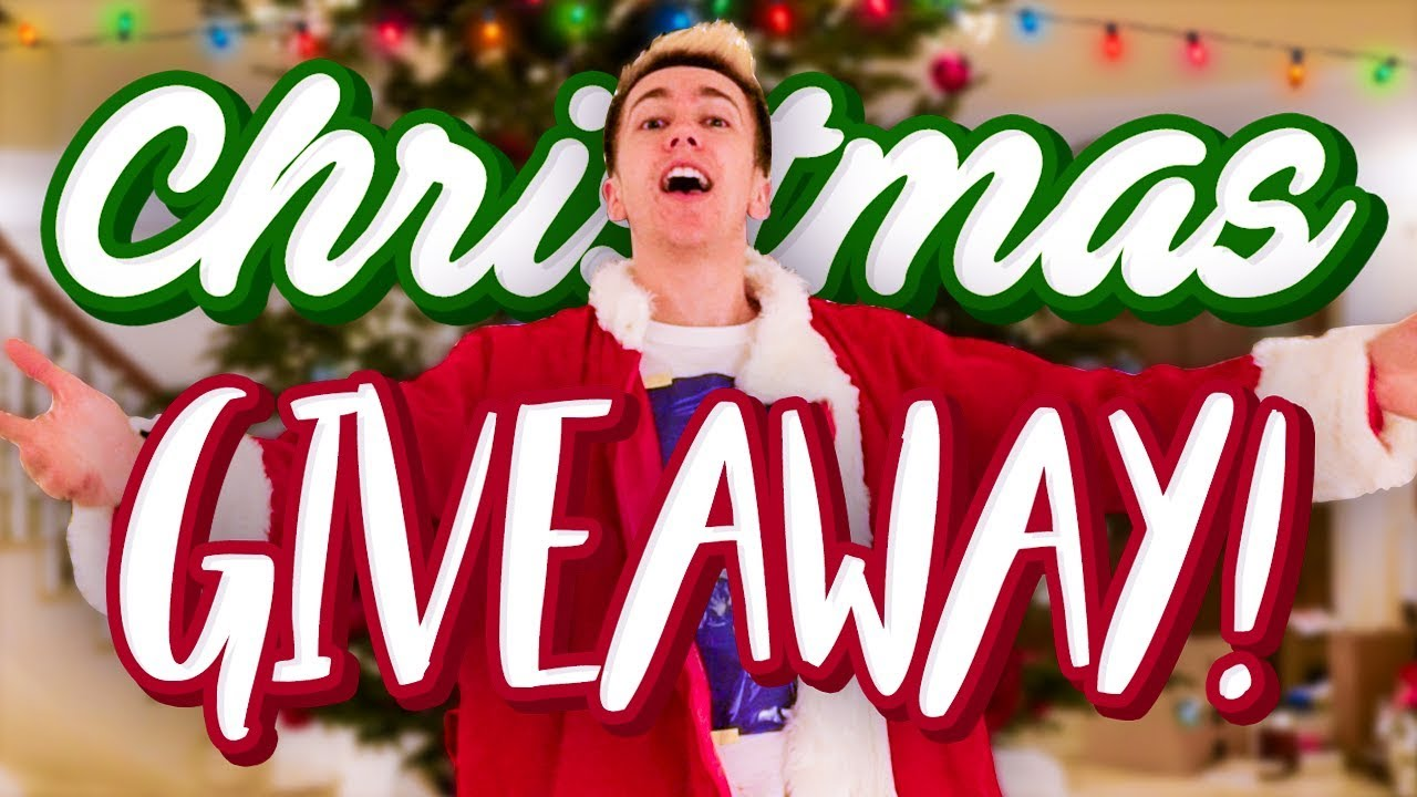 HOLIDAY CONTEST AND GIVEAWAYS