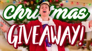 THE BIGGEST CHRISTMAS GIVEAWAY