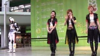 3_3:KamenRider-Girls Live Stage and KamenRider-Fourze Action Show ...
