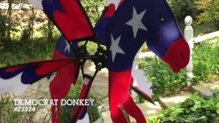 From youtube.com: Democratic Donkey Wins! {MID-244667}