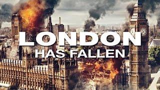 Падение Лондона Трейлер (2016)