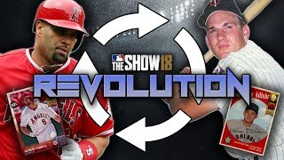 500 FOOT HOMER! Revolution Ep. 17! MLB The Show 18 Diamond Dynasty
