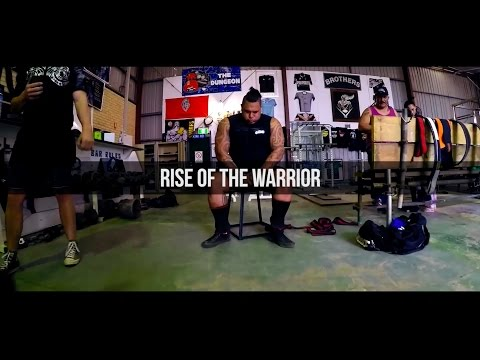 Rise of the Warrior - Chapter 1: Where It All Began