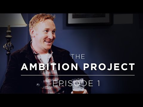 Graham Sherman - Starting the Alberta Craft Beer Revolution - The Ambition Project Ep 1