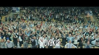 Holy Spirit Outpouring in SLOVAKIA! thumbnail