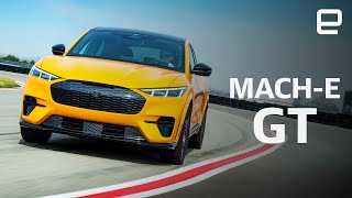 Ford Mustang Mach-E GT first impressions