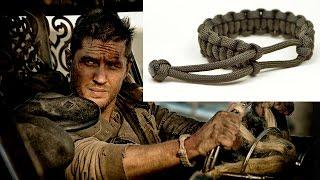 Как сделать Браслет Безумного Макса! (Mad Max Bracelet)(, 2015-10-15T18:20:58.000Z)