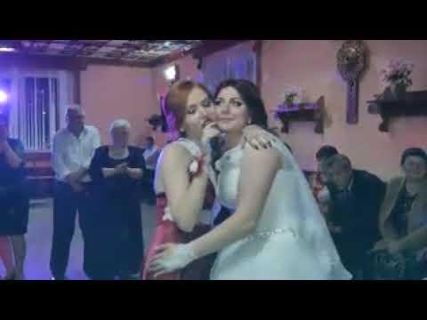 لأول مره اجمل مفاجأة اخت لاختها في فرحها اغنية اخت العروسة