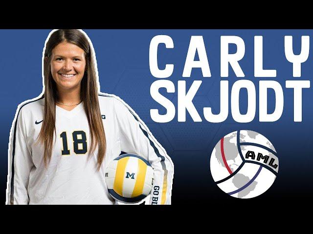 AML Interviews - Carly Skjodt