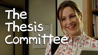 The Thesis Committee - The PHD Movie 2 thumbnail