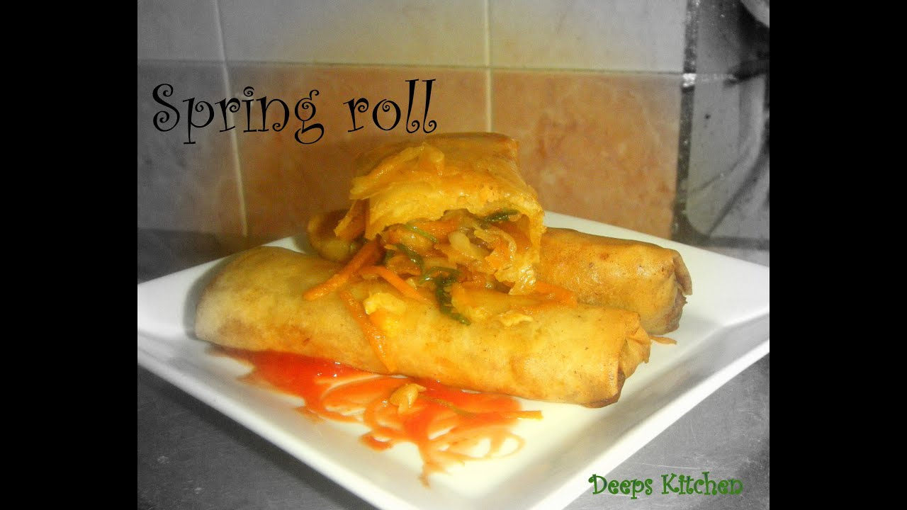 Veg spring roll recipe in tamil indo chinese recipe youtube veg spring roll recipe in tamil indo chinese recipe forumfinder Gallery