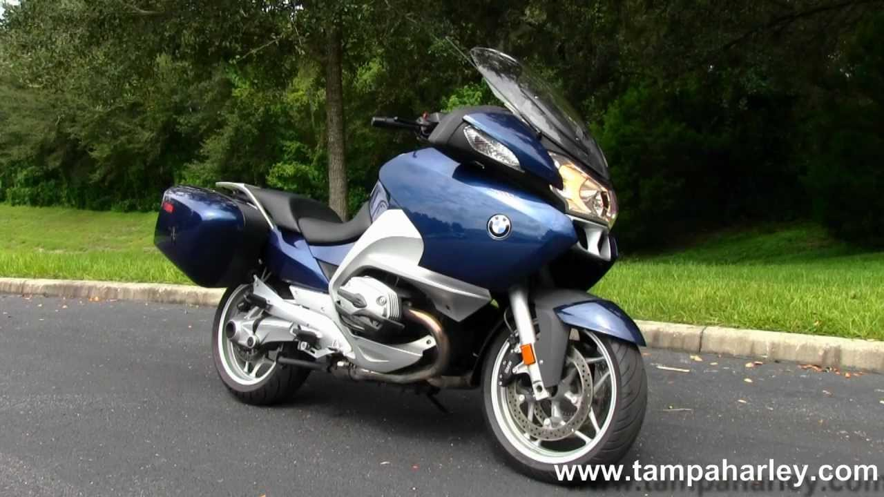 used 2009 bmw r1200rt for sale youtube. Black Bedroom Furniture Sets. Home Design Ideas