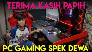 PC GAMING SPEK DEWA