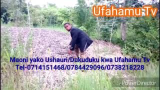Mashine ya kokoto machole Lindi Simulizi la Abdulrasul muhibu- UFAHAMU TV