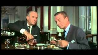 Nazis In Mufti - trailer for film The Quiller Memorandum (1966)