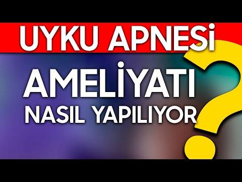 Uyku Apnesi Ameliyatı - Medya24 TV