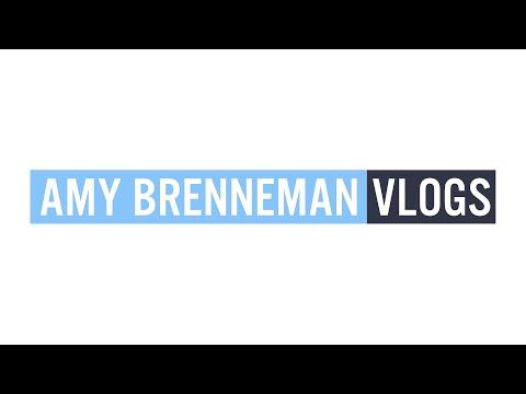 Amy Brenneman's Vlog  Entry 20