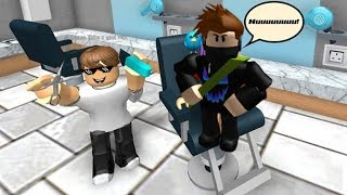 GOES BADLY IN OBBYN! Roblox new Obby.